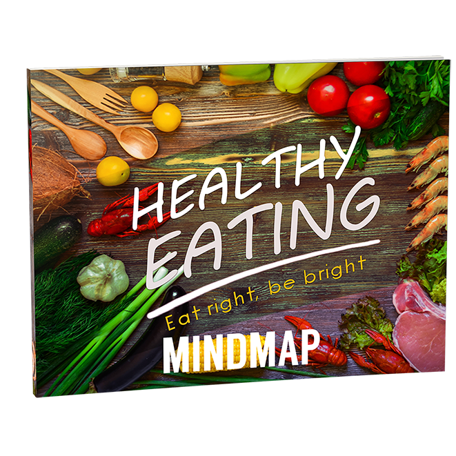 Healthy Eating, Eat right & be bright (eBook & Videos)